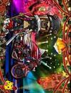 単車の虎(単虎)-単車の虎 チケ2471枚以上 全ステ攻撃特化 アカウント 368 ネイキッド 男 イベントアイテム多数付き ステッカー
