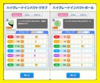 みんゴル ハイグレードインパクトセット コイン16,500枚 チケ12枚 PR×2 リセマラアカウント アプリ|みんなのゴルフ(みんゴル)