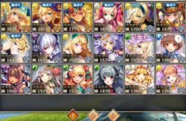 神姫プロジェクト 初期アカウント 雷SSR3光SSR1|神姫プロジェクト A(神プロ)