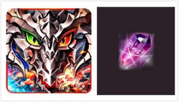 ドラゴンプロジェクト 魔石1500個+SSスキル+SSモンスター リセマラアカウント|ドラゴンプロジェクト(ドラプロ)