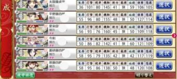 刀剣乱舞 アカウント  LV150以上 未入手4振|刀剣乱舞(とうらぶ)