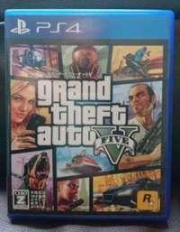 【ネコポス(205円)発送】 PS4 GTA5 グランド・セフト・オート5 中古品 オンラインマネー コード未使用 グラセフ Grand Theft Auto Five|グランドセフトオートオンライン(GTA)
