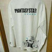 PSO2-しまむら PSO2 長袖 シャツ サイズLL 送料185円 アイテムコード無し