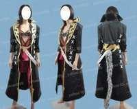 ファイナルファンタジー14(FF14)-FF14 キリムシリーズ 吟遊詩人用装備風 ●コスプレ衣装