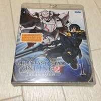 PSO2-【新品未開封】ファンタシースターオンライン2 ジ アニメーション(1) BD版 アイテムコード入り