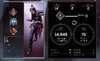 【ps4版】レイス 爪痕ダブハン max4318ダメージ 21キル kd10↑ APEX Legends