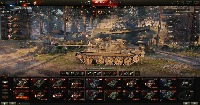 Wot type59 AMX15 75 Object252Uなど 最終値下げ|World of Tanks(wot)