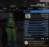 GTA5 PS4 アカウント スペヘル所持|グランドセフトオートオンライン(GTA)