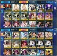 FGO Fate/Grand Order ☆5×18/20体 誕生日未設定 FGO