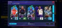 チームパワー4000越えデータ|NBA 2K Mobile Basketball
