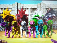 Ark  カラー恐竜 販売|ARK Survival Evolved(アーク サバイバル エボルブド)