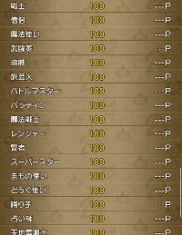 ウェディ男 廃アカウント 全職100・特訓済 裁縫60 アクセ理論値多数 ルーラ石25 |ドラクエ10(DQX)