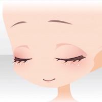 華燭花嫁の穏やかな瞳 ふせ眼|ポケラン(ポケットランド)