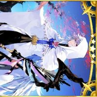 即渡し マーリンアルトリアランサーアルトリア 槍オルタ*21000聖晶石↑ リセマラ 初期 アカウン|FGO(Fate/Grand Order)