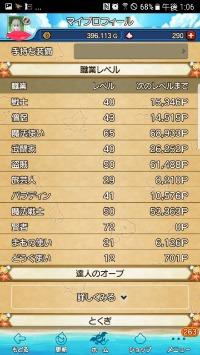 エルフ女 引退データ|ドラクエ10(DQX)