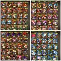 パズドラ ランク900↑↑ フェス限ネイ以外コンプ|パズドラ(パズル&ドラゴンズ)