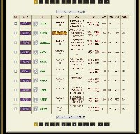 ハンゲーム 全6ワールド/ワールド1アカウント|戦国IXA