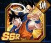 超サイヤ人孫悟空(天使)&超サイヤ人ベジータ(天使)+ 龍石2450個 アカウント Android|ドッカンバトル