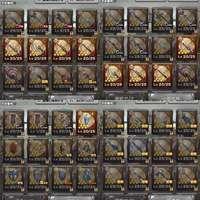 マギカアルブム神壁あり、リミットチェイン10種、超絶53種、OF奥義7種 FFレコードキーパー(FFRK)