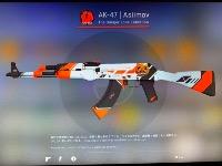 ak アシモフ|Counter-Strike: Global Offensive(CS: GO)