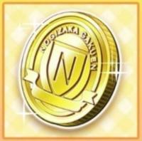 NC ノギコイン7800個前後 + ガチャチケット大量 初期 アカウント 乃木恋