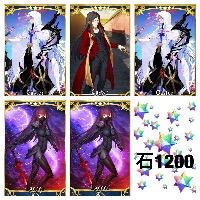 fate/ground order マーリン×2+スカサハ×2+諸葛孔明+聖晶石1200↑|FGO