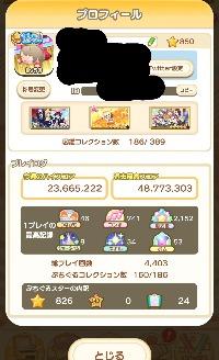 スコア4000万越えアカウント|ぷちぐるラブライブ!