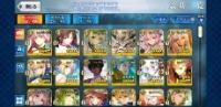 ☆ 45種類66体  カーマ追加 石130個 聖杯15☆|FGO