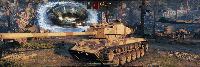 WoTアカウント  T26E4 SuperPershingのみ|World of Tanks(wot)