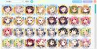 エンプリ課金垢 ネムネム☆7 紅姫☆6 マーリン☆6 雪花☆6など|エンゲージプリンセス