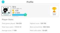 アガリオ TM20億以上 スキン多数|Agar.io(アガリオ)