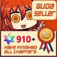 5垢セット!910~1000個聖晶石 終章アカウント|FGO