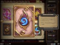 【ハースストーン】ダラランの炎カードバック!|ハースストーン