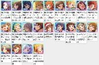 初期垢 SSR22体 ジュエル[Android]: 20000 限定特売 早い者勝ち|ミリシタ(ミリオンライブ!シアターデイズ)