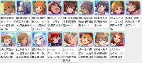 初期垢 SSR17体 ジュエル[Android]: 9900 限定特売 早い者勝ち|ミリシタ(ミリオンライブ!シアターデイズ)