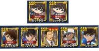最安値!rank9 SSR7体 ダイヤ600個 引退アカウント 名探偵コナンランナー 真実への先導者(コナンラン)