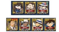 最安値!rank13 SSR7体 引退アカウント 名探偵コナンランナー 真実への先導者(コナンラン)
