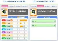 最高ランク 限定 PR グレショクラブ3(無風×4回使用可) コイン3万↑他付 初期垢 みんなのゴルフ(みんゴル)