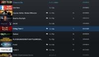 スチーム ゲーム数15個|Steam
