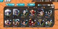 引退アカウント ガチャ限星5以上14体 (Android)|ワンピース バウンティラッシュ