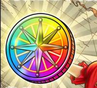 Android専用 虹のコイン1500個    初期アカウント ワンピースサウザンドストーム(サウスト)
