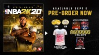 NBA 2K20 Digital Deluxe|NBA 2K18