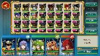 聖闘士星矢ゾディアックブレイブ Android レベル80 サーシャ、アポロン他|聖闘士星矢ゾディアックブレイブ