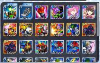 SSR×4|スーパーロボット対戦DD(スパロボDD)