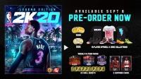 NBA 2K20 Legend Edition|NBA 2K18