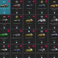ガレージ車両62台 ファルケン所持 Assoluto Racing(アソリュートレーシング)