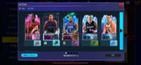 チームパワー8117 微課金垢 NBA 2K Mobile Basketball