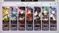 【11章クリア】 星5×7 ヒイナ ミストレア ユキノ|アナザーエデン(アナデン)