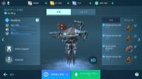 課金総額300万以上のアカウント War Robots(ウォーロボット)