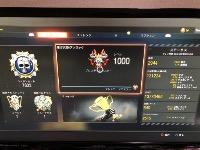 ダークマター、プレマス1000レベ Call of Duty4(CoD:BO4)